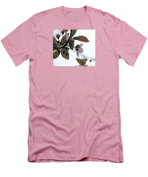 Men's T-Shirt (Slim Fit) featuring the photograph Spring Comes Softly by Chris Anderson