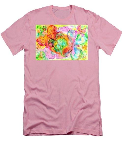 The Butterfly Dance Men's T-Shirt (Slim Fit) by Hazel Holland
