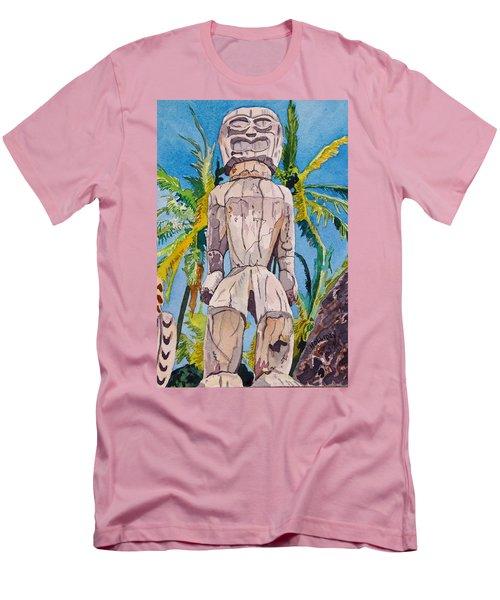 Tiki Men's T-Shirt (Athletic Fit)