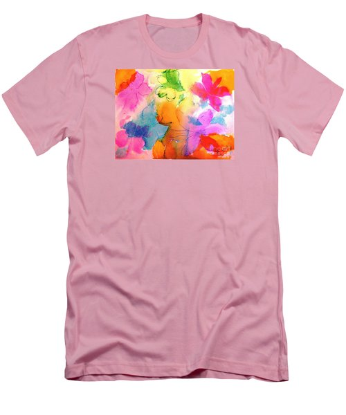 Transformed Into His Image Men's T-Shirt (Slim Fit) by Hazel Holland