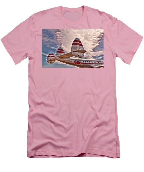 TWA Men's T-Shirt (Athletic Fit)