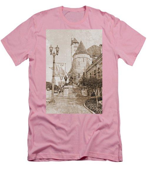 Union Station St Louis Mo Men's T-Shirt (Athletic Fit)