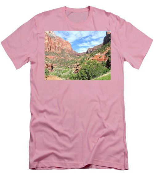 Men's T-Shirt (Athletic Fit) featuring the photograph Utah 21 by Will Borden