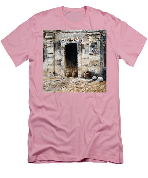 Vigan Door Men's T-Shirt (Athletic Fit)