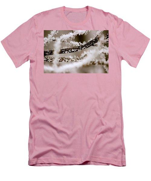 Winter Wonders Men's T-Shirt (Slim Fit) by Tiffany Erdman