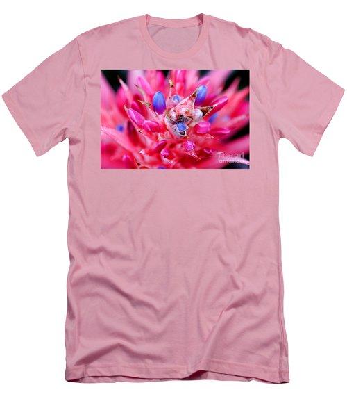 Bromeliad Men's T-Shirt (Slim Fit)