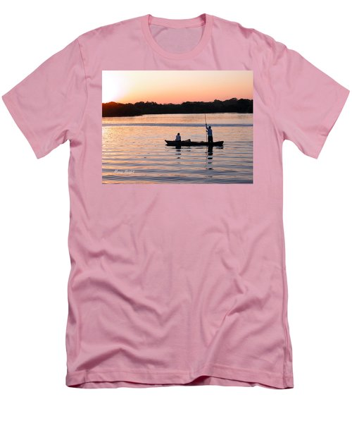 A Fisherman's Story Men's T-Shirt (Athletic Fit)