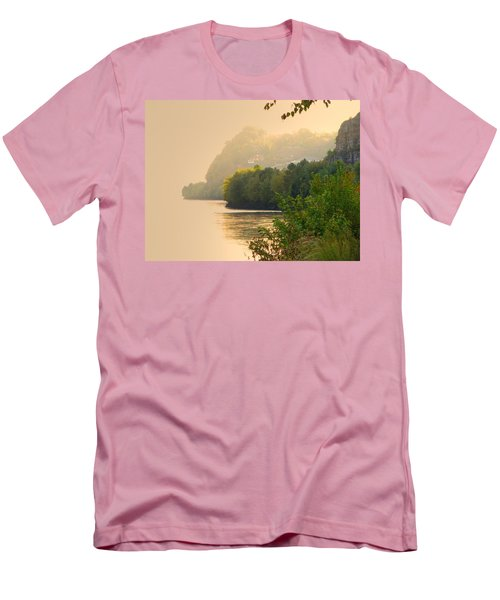 Islands In The Stream II Men's T-Shirt (Slim Fit) by William Fields