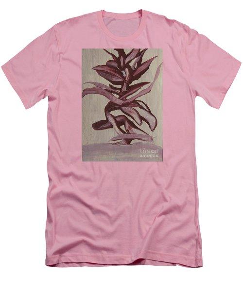 Jungle Pinks Men's T-Shirt (Athletic Fit)