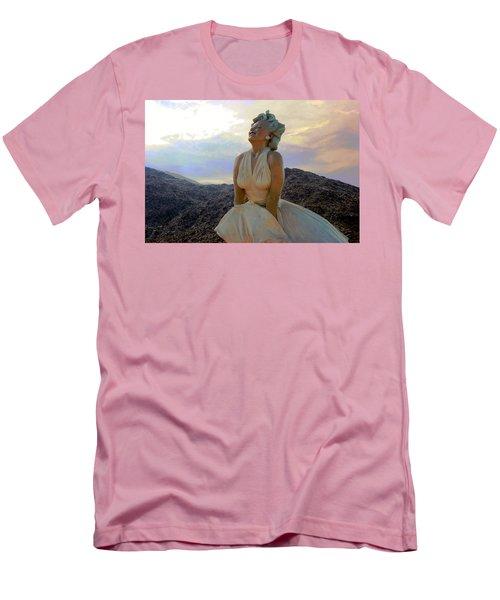 Marilyn's Euphoria Men's T-Shirt (Athletic Fit)