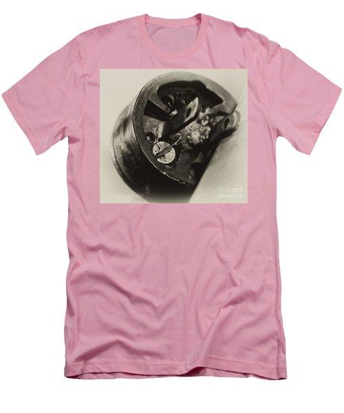 Old Plug  Men's T-Shirt (Athletic Fit)