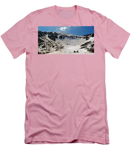 Tuckermans Ravine Men's T-Shirt (Athletic Fit)