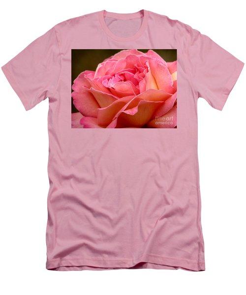 Unfolding Men's T-Shirt (Slim Fit) by Rory Sagner