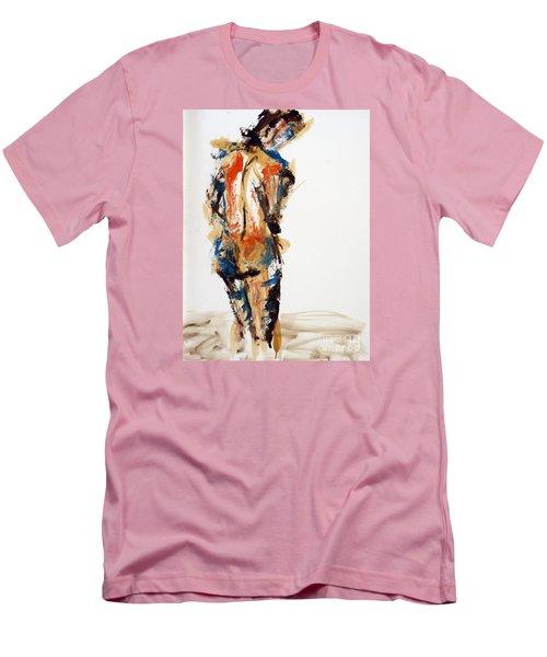 04855 No Regrets Men's T-Shirt (Athletic Fit)