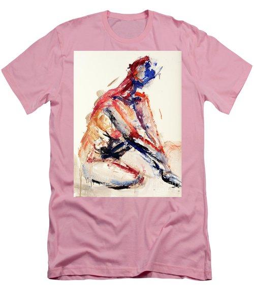 04996 Sunburn Men's T-Shirt (Athletic Fit)