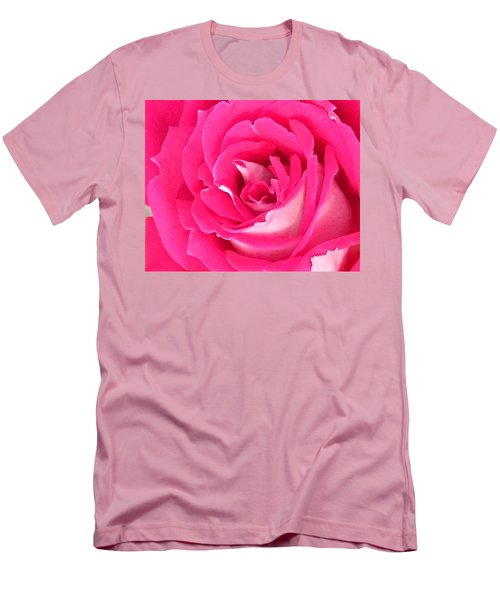 Bara Means Rose Men's T-Shirt (Athletic Fit)