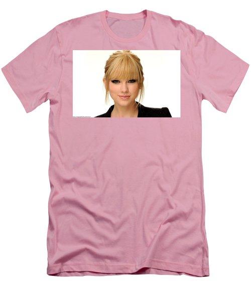 332945 Women Taylor Swift Men's T-Shirt (Athletic Fit)