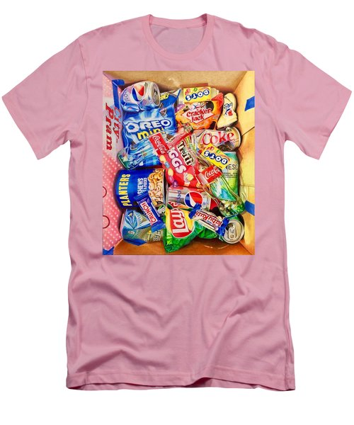 Dibs On The Baby Ruth Men's T-Shirt (Athletic Fit)