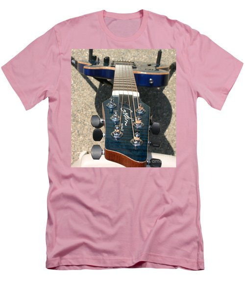 Men's T-Shirt (Athletic Fit) featuring the photograph Fall Melody by Marie Neder