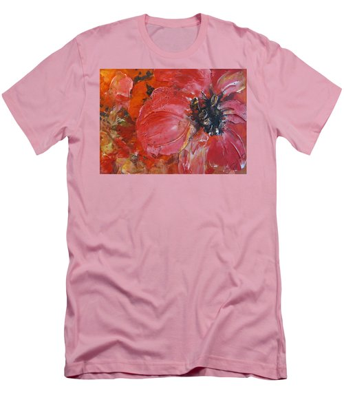 Poppy Men's T-Shirt (Athletic Fit)