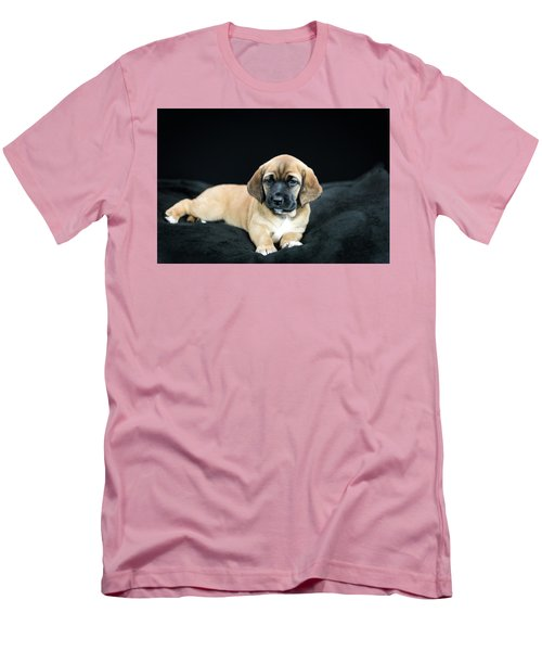 Puppy Love Men's T-Shirt (Athletic Fit)
