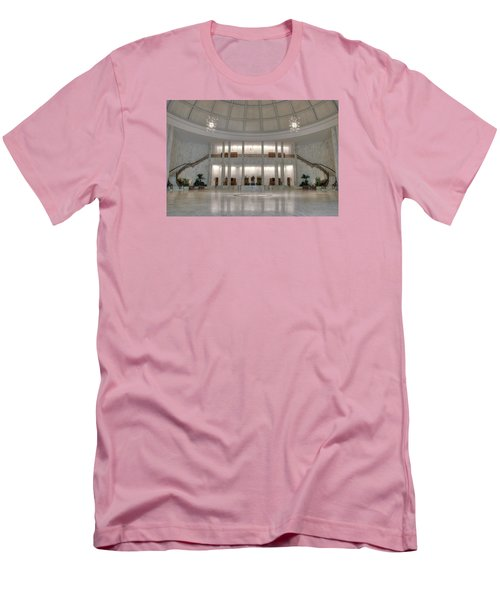 Men's T-Shirt (Athletic Fit) featuring the photograph The Rotunda by Mark Dodd