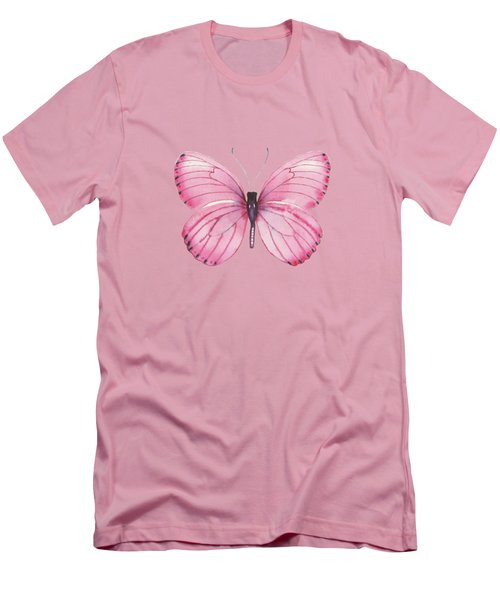 106 Pink Marcia Men's T-Shirt (Athletic Fit)