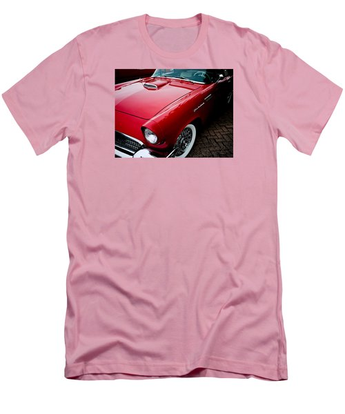 1956 Ford Thunderbird Men's T-Shirt (Athletic Fit)