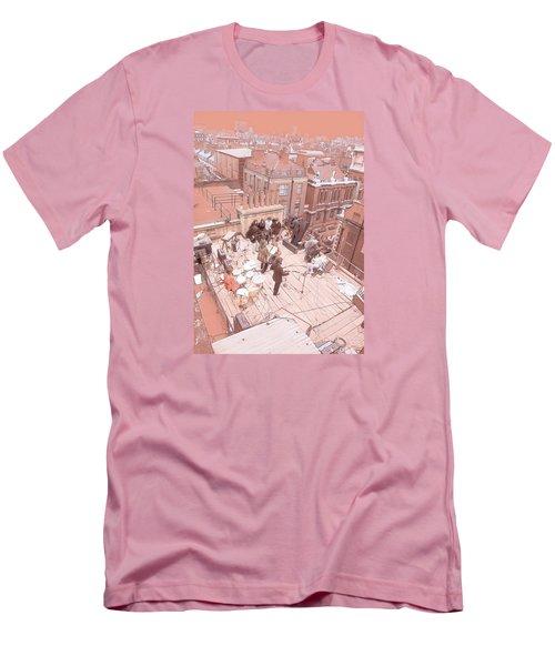3 Savile Row, London W1s 3pb Men's T-Shirt (Athletic Fit)