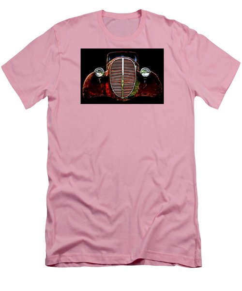 37 Chevy Men's T-Shirt (Athletic Fit)