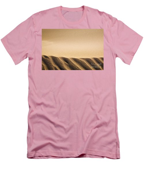 Sand Dunes Men's T-Shirt (Athletic Fit)