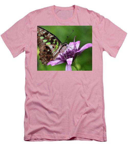 Tailed Jay Men's T-Shirt (Athletic Fit)