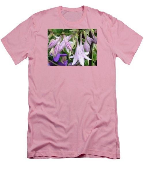 A Dewy Morning Men's T-Shirt (Slim Fit) by Jewels Blake Hamrick