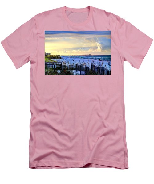 A Taste Of Heaven Men's T-Shirt (Slim Fit) by David Morefield