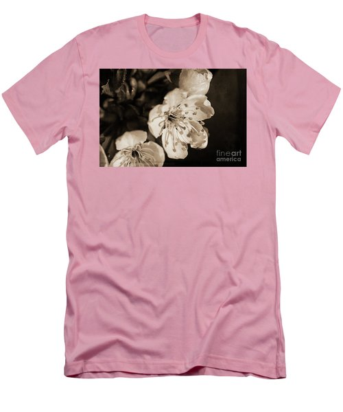 Men's T-Shirt (Athletic Fit) featuring the photograph Abiding Elegance by Linda Lees