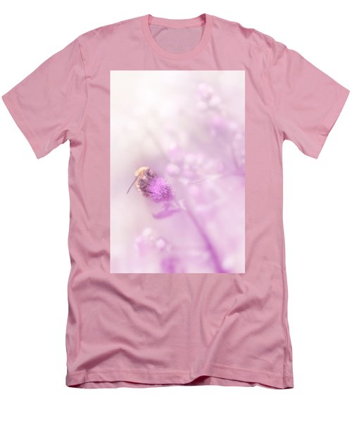 Men's T-Shirt (Athletic Fit) featuring the photograph Aduna by Greg Collins