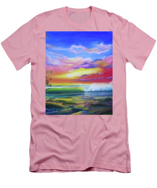 Aloha Reef Men's T-Shirt (Athletic Fit)