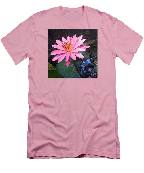 Full Bloom Men's T-Shirt (Athletic Fit)