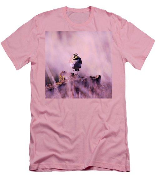 An Searching Gaze  Men's T-Shirt (Athletic Fit)