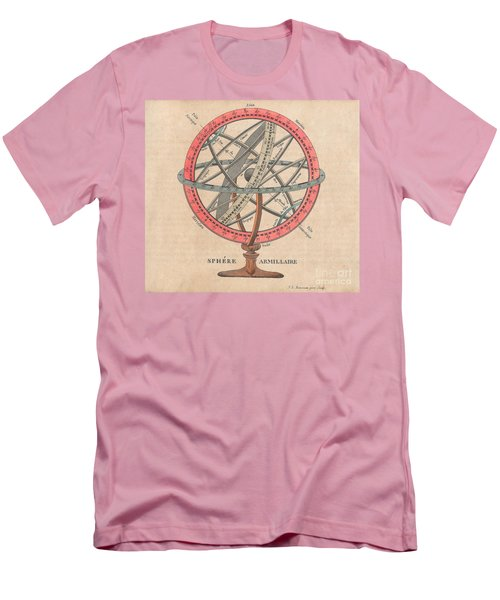 Armillary Sphere  Men's T-Shirt (Athletic Fit)