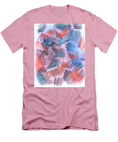 Art Doodle No. 23 Men's T-Shirt (Athletic Fit)