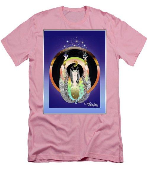Atlantis - Copper Ring Energy Alchemy Men's T-Shirt (Athletic Fit)