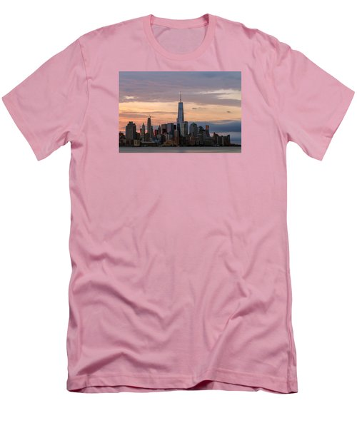 Men's T-Shirt (Slim Fit) featuring the photograph Avengers Assemble by Anthony Fields