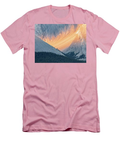 Bathed In Light Men's T-Shirt (Slim Fit) by Carl Amoth