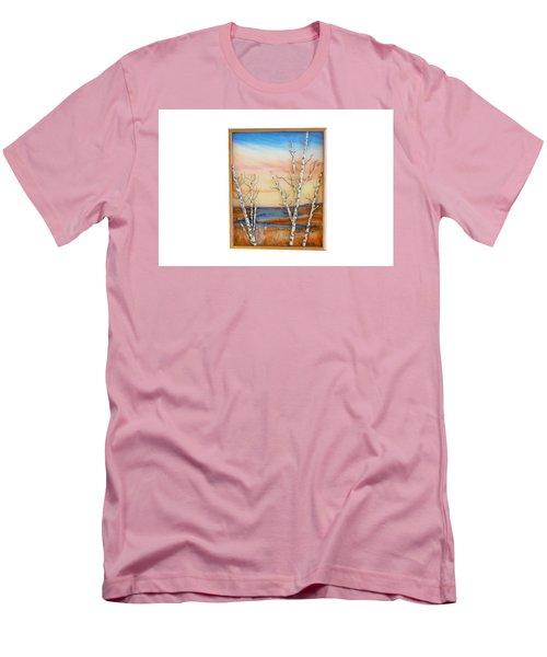 Bay Birch Men's T-Shirt (Athletic Fit)
