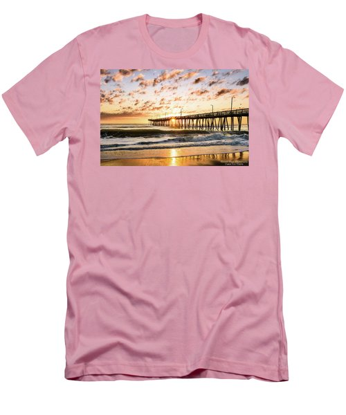 Beaching It Men's T-Shirt (Athletic Fit)