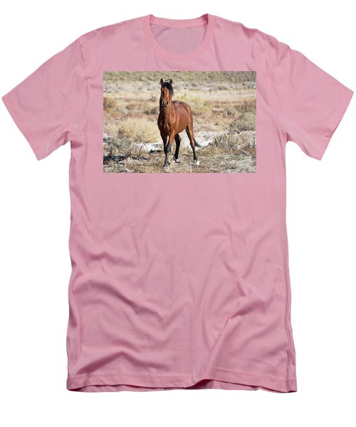 Beautiful Bay Men's T-Shirt (Athletic Fit)