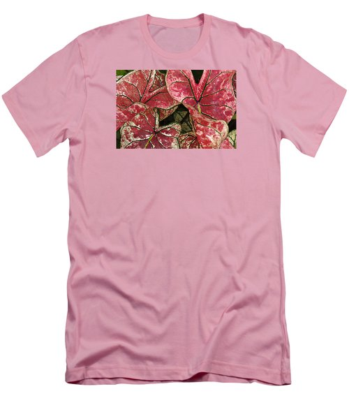 Men's T-Shirt (Slim Fit) featuring the photograph Beauty In The Eye Of The Beholder by Susan Crossman Buscho