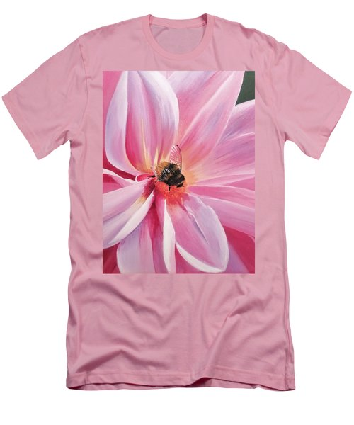 Bee-utiful Men's T-Shirt (Athletic Fit)