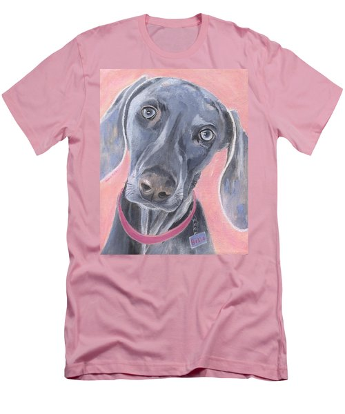 Men's T-Shirt (Athletic Fit) featuring the painting Bella by Jamie Frier